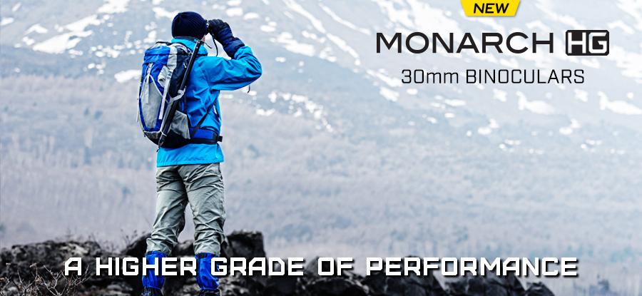 MONARCH HG 8x30
