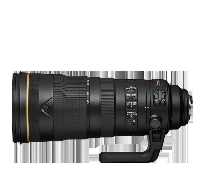 Photo of AF-S NIKKOR 120-300mm f/2.8E FL ED SR VR