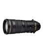 option for AF-S NIKKOR 120-300mm f/2.8E FL ED SR VR