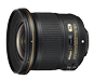 option for AF-S NIKKOR 20mm f/1.8G ED