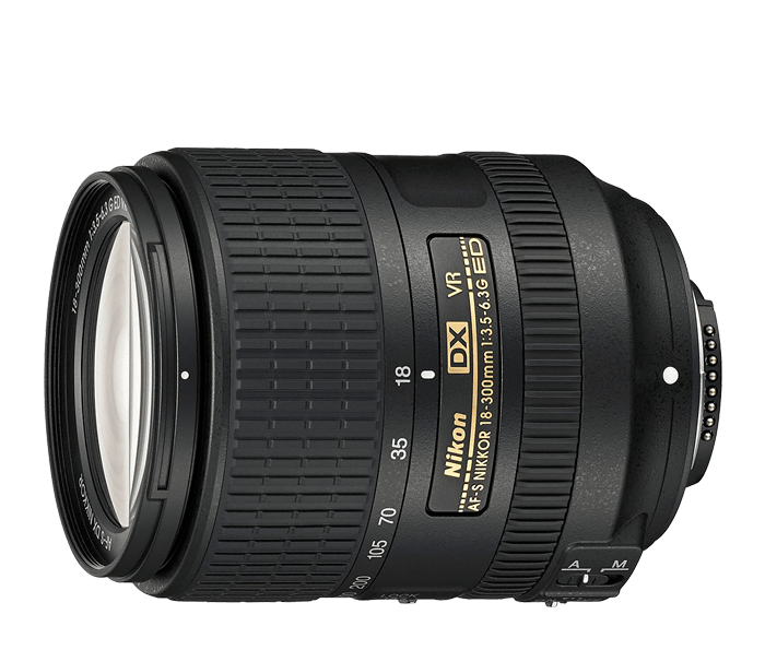 Photo of AF-S DX NIKKOR 18-300mm f/3.5-6.3G ED VR