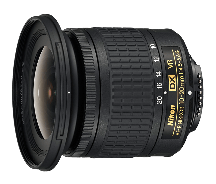 Photo of AF-P DX NIKKOR 10-20mm f/4.5-5.6G VR (Refurbished)