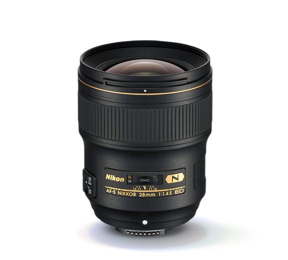 Kết quả hình ảnh cho Nikon AF-S Nikkor 28mm f/1.4E ED
