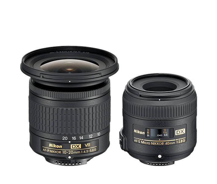 Photo of Landscape & Macro 2 Lens Kit
