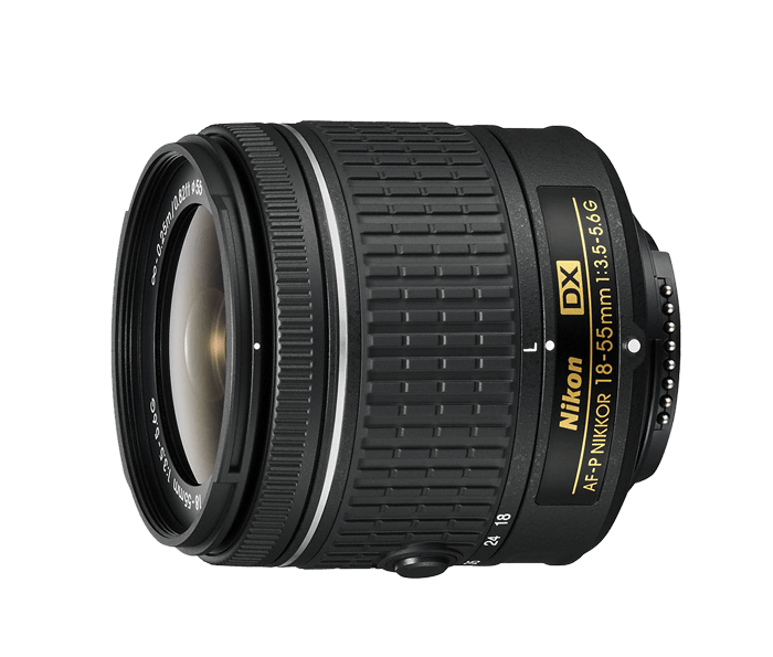 Photo of  AF-P DX NIKKOR<br/> 18-55mm f/3.5-5.6G