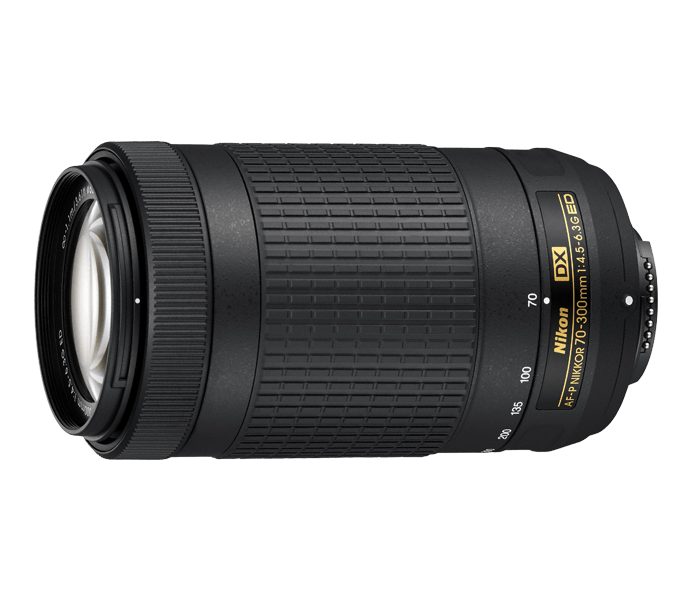 Photo of  AF-P DX NIKKOR<br/> 70-300mm f/4.5-6.3G ED (Refurbished)