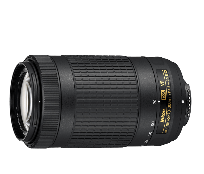 Photo of AF-P DX NIKKOR 70-300mm f/4.5-6.3G ED VR