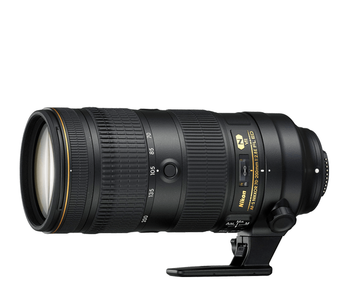 Photo of AF-S NIKKOR 70-200mm f/2.8E FL ED VR (Refurbished)
