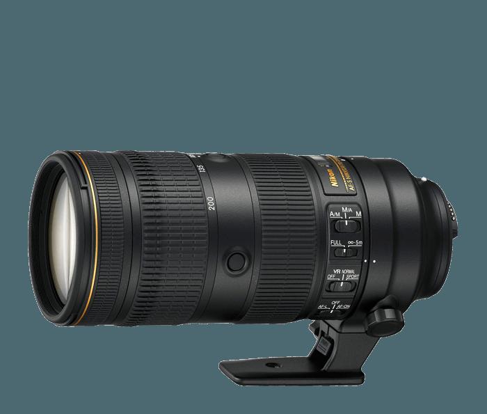 Photo of  AF-S NIKKOR<br/> 70-200mm f/2.8E FL ED VR