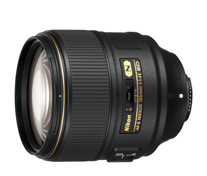 Photo of AF-S NIKKOR 105mm f/1.4E ED (Refurbished)