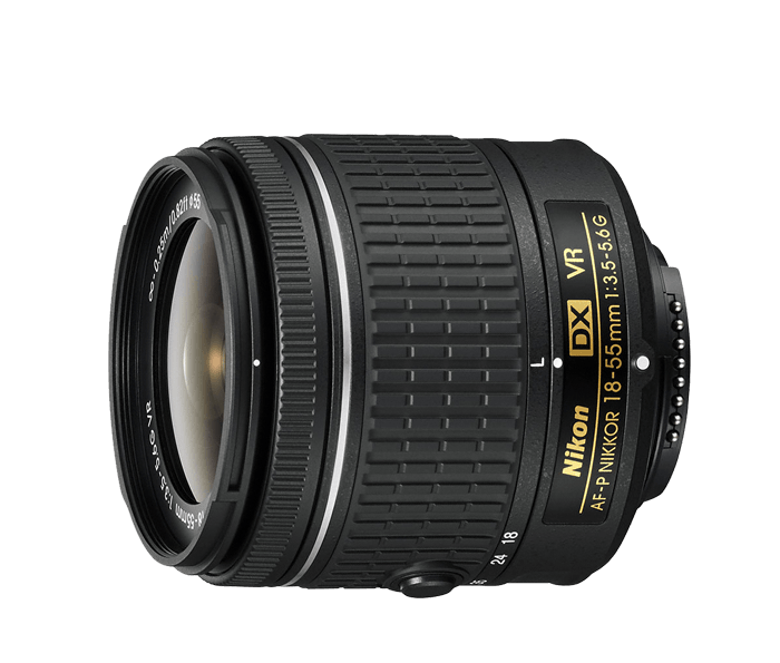 Photo of  AF-P DX NIKKOR<br/> 18-55mm f/3.5-5.6G VR (Refurbished)