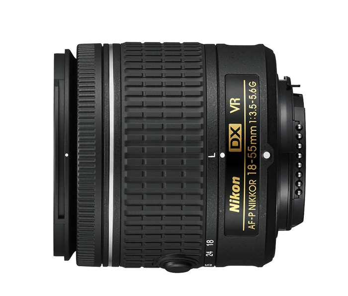Af P Dx Nikkor 18 55mm F35 56g Vr Interchangeable Lens From Nikon