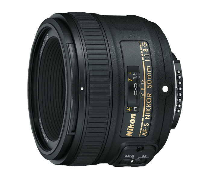 Photo of  AF-S NIKKOR<br/> 50mm f/1.8G (Refurbished)
