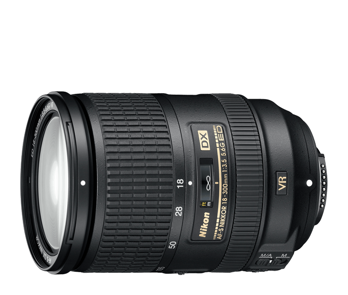 Photo of  AF-S DX NIKKOR<br/> 18-300mm f/3.5-5.6G ED VR (Refurbished)