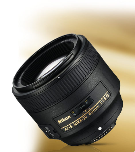 af s nikkor 85mm f 1 8g fast lens from nikon