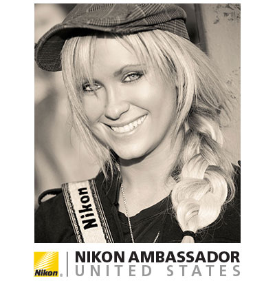 Listen to Nikon Ambassador Dixie Dixon talk about her favorite lens