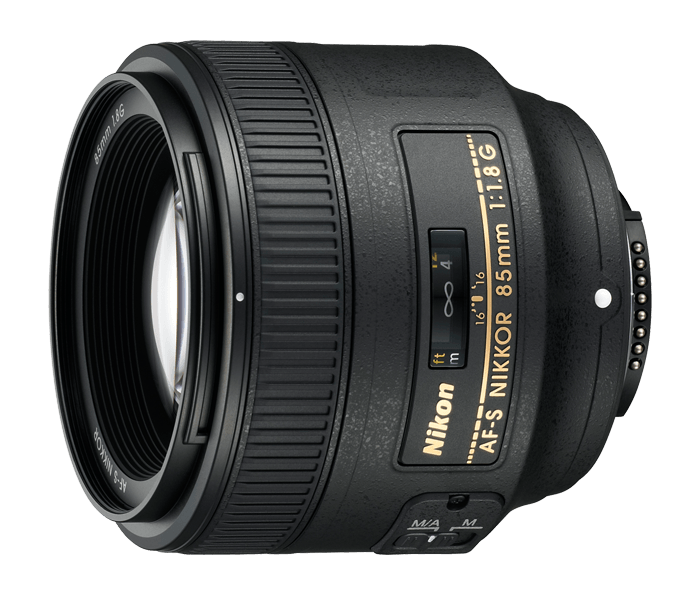 Photo of AF-S NIKKOR 85mm f/1.8G (Refurbished)