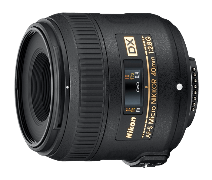 Photo of AF-S DX Micro-NIKKOR 40mm f/2.8G