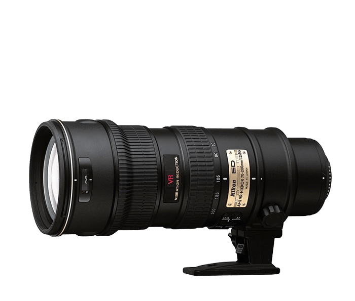Photo of AF-S VR Zoom-NIKKOR 70-200mm f/2.8G IF-ED