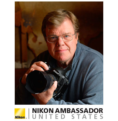 Nikon Ambassador Joe McNally