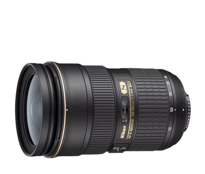 Photo of  AF-S NIKKOR<br/> 24-70mm F2.8G ED (Refurbished)
