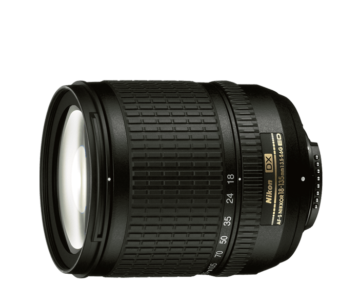 Photo of  AF-S DX Zoom-NIKKOR<br/> 18-135mm f/3.5-5.6G IF-ED