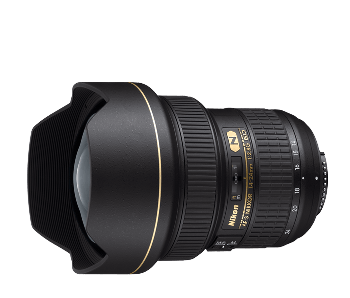 Photo of  AF-S NIKKOR<br/> 14-24mm F2.8G ED (Refurbished)
