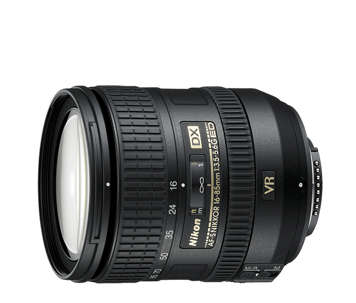Photo of  AF-S DX NIKKOR<br/> 16-85mm F3.5-5.6G ED VR (Refurbished)