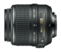 option for AF-S DX Zoom-Nikkor ED 18-55mm F3.5-5.6G (Refurbished)