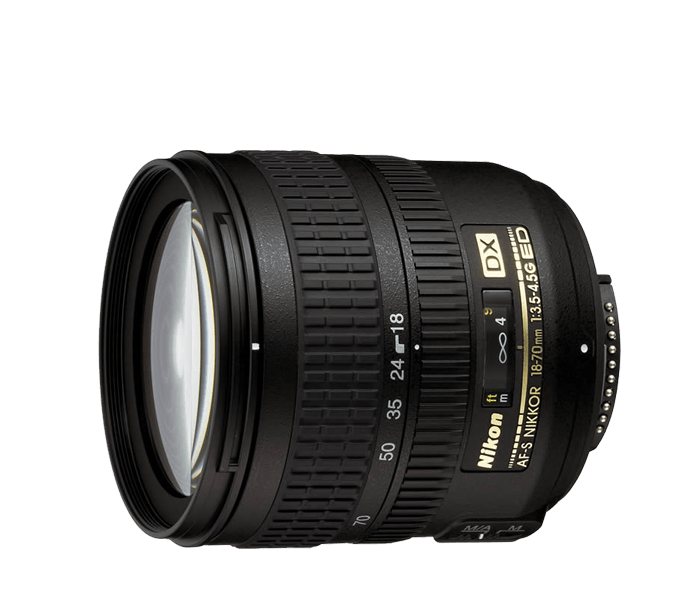 AF-S DX Zoom-NIKKOR 18-70mm f/3.5-4.5G IF-ED