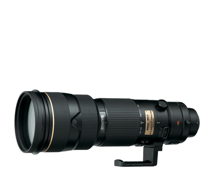 AF-S VR Zoom-NIKKOR 200-400mm f/4G IF-ED