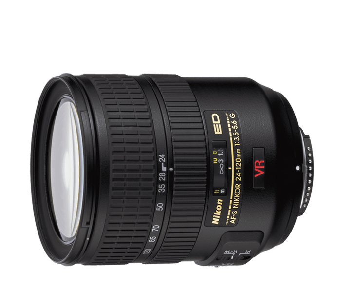 Photo of AF-S VR Zoom-NIKKOR 24-120mm f/3.5-5.6G IF-ED