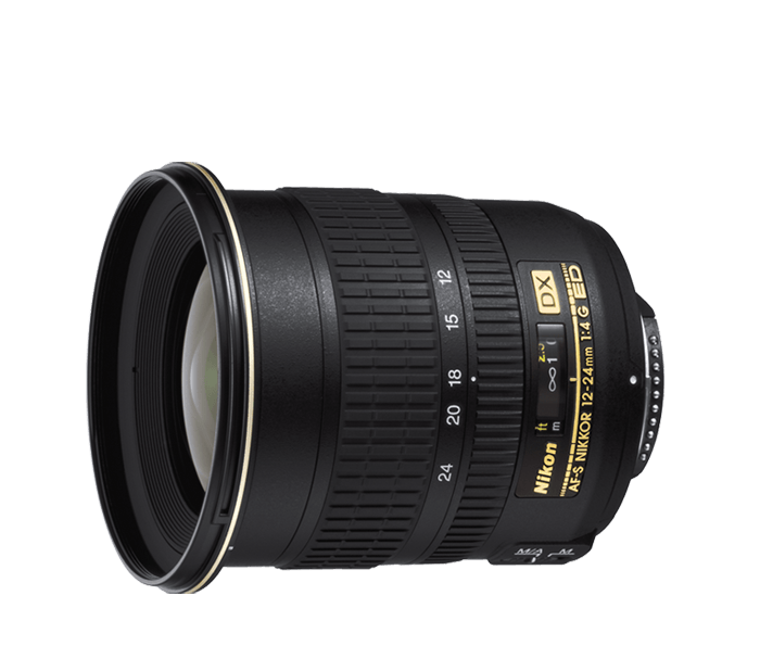 Photo of  AF-S DX Zoom-Nikkor<br/> 12-24mm f/4G IF-ED (Refurbished)