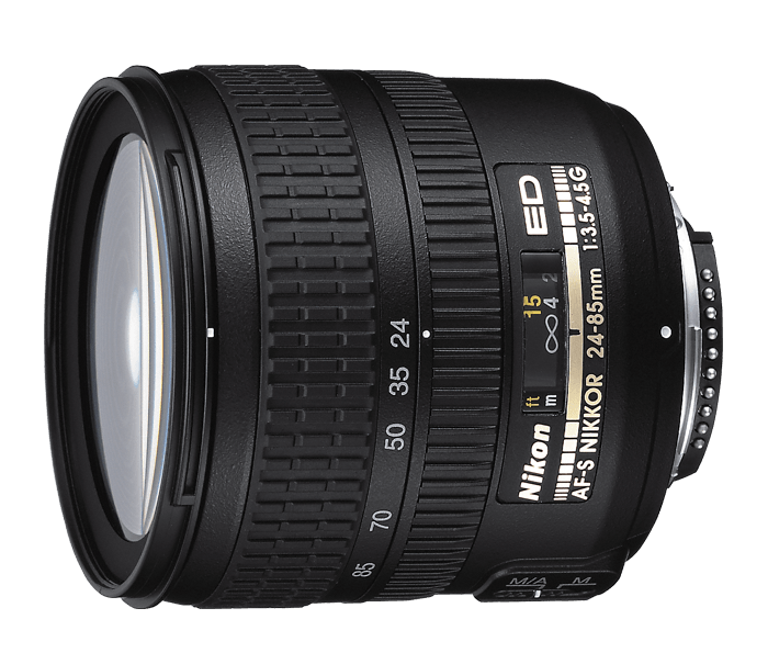 Photo of  AF-S Zoom-Nikkor<br/> 24-85mm f/3.5-4.5G IF-ED