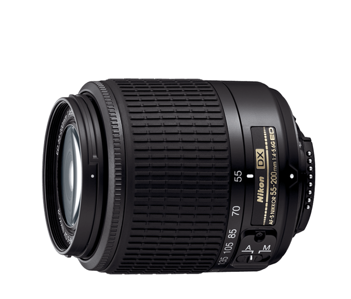 Photo of AF-S DX Zoom-NIKKOR 55-200mm f/4-5.6G ED