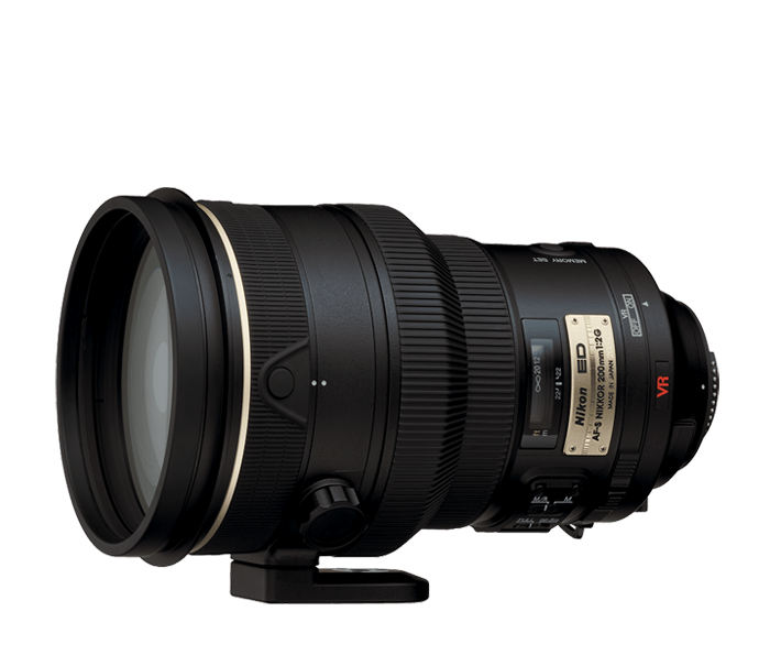 Photo of AF-S VR NIKKOR 200mm f/2G IF-ED