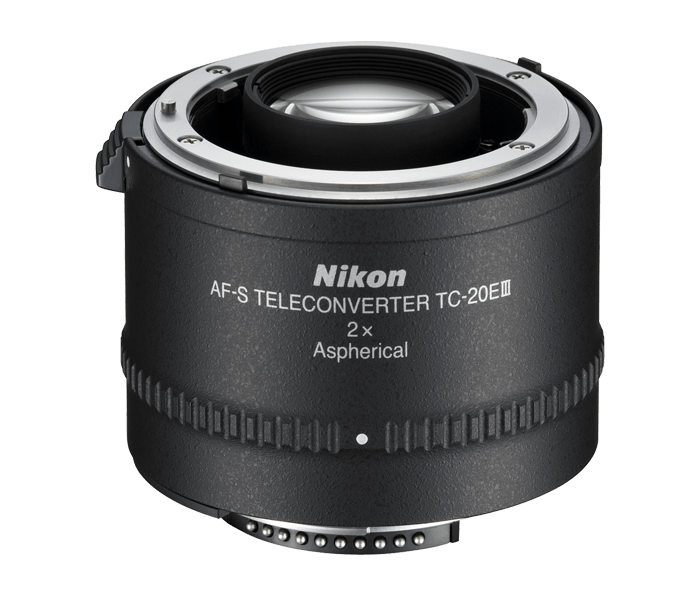 Photo of  AF-S Teleconverter TC-20E III (Refurbished)