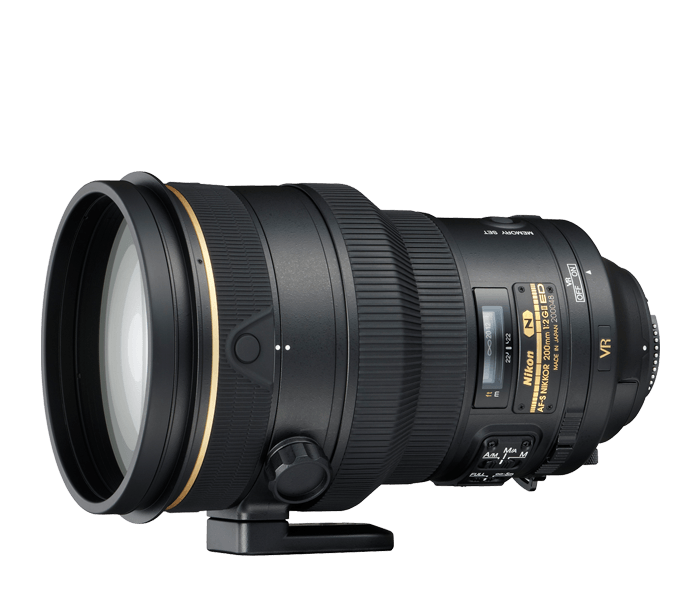 Photo of AF-S NIKKOR 200mm f/2G ED VR II (Refurbished)