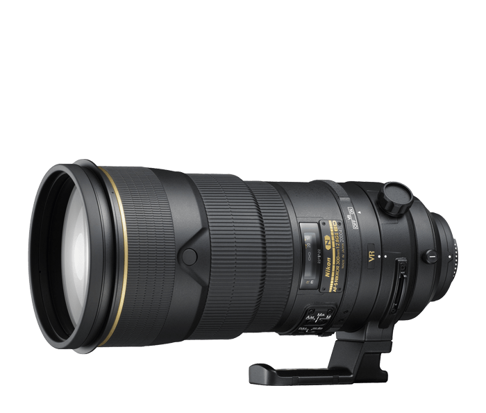Photo of AF-S NIKKOR 300mm F2.8G ED VR II (Refurbished)