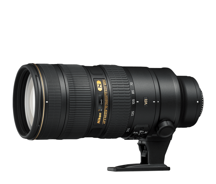 Photo of  AF-S NIKKOR<br/> 70-200mm f/2.8G ED VR II (Refurbished)