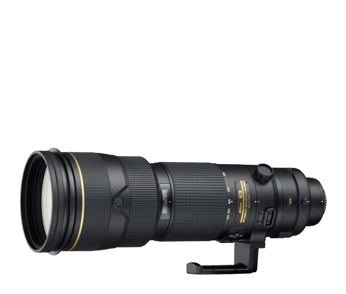 Photo of AF-S NIKKOR 200-400mm f/4G ED VR II (Refurbished)