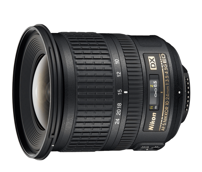 Photo of  AF-S DX NIKKOR<br/> 10-24mm f/3.5-4.5G ED (Refurbished)