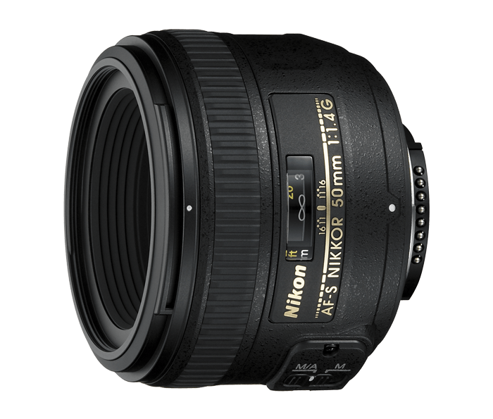 Photo of AF-S NIKKOR 50mm F1.4G (Refurbished)