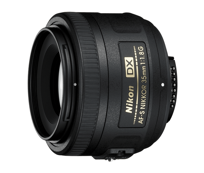 Photo of  AF-S DX NIKKOR<br/> 35mm F1.8G (Refurbished)