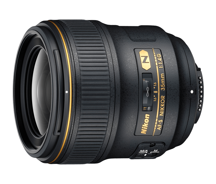 Photo of  AF-S NIKKOR<br/> 35mm f/1.4G (Refurbished)