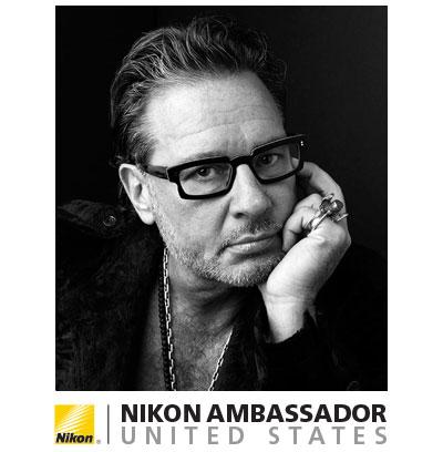 Nikon Ambassador Sandro Miller