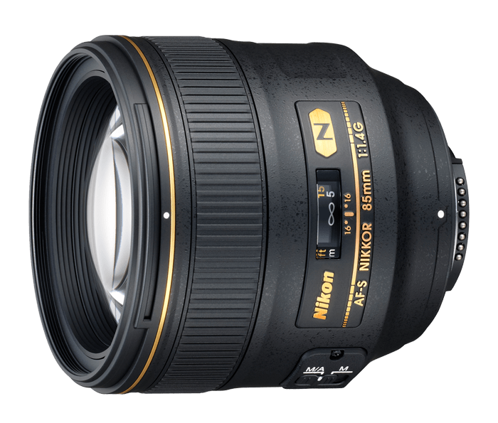 Photo of  AF-S NIKKOR<br/> 85mm f/1.4G (Refurbished)