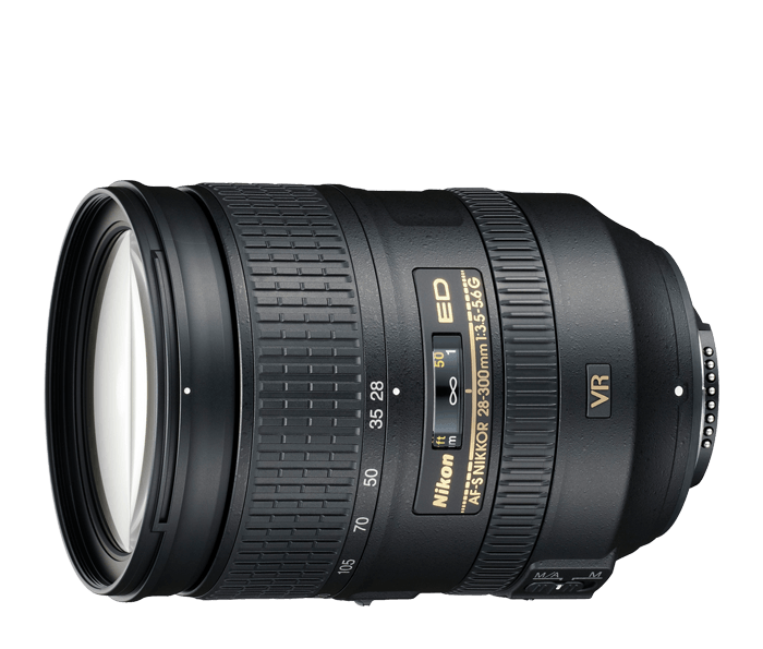 Photo of  AF-S NIKKOR<br/> 28-300mm f/3.5-5.6G ED VR (Refurbished)