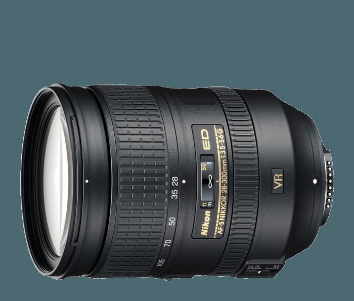 Photo of AF-S NIKKOR 28-300mm f/3.5-5.6G ED VR