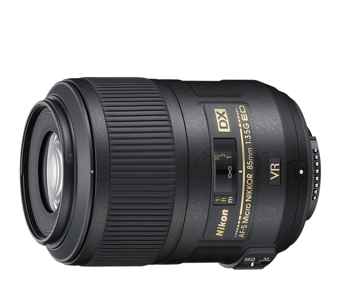 Photo of AF-S DX Micro NIKKOR 85mm F3.5G ED VR (Refurbished)